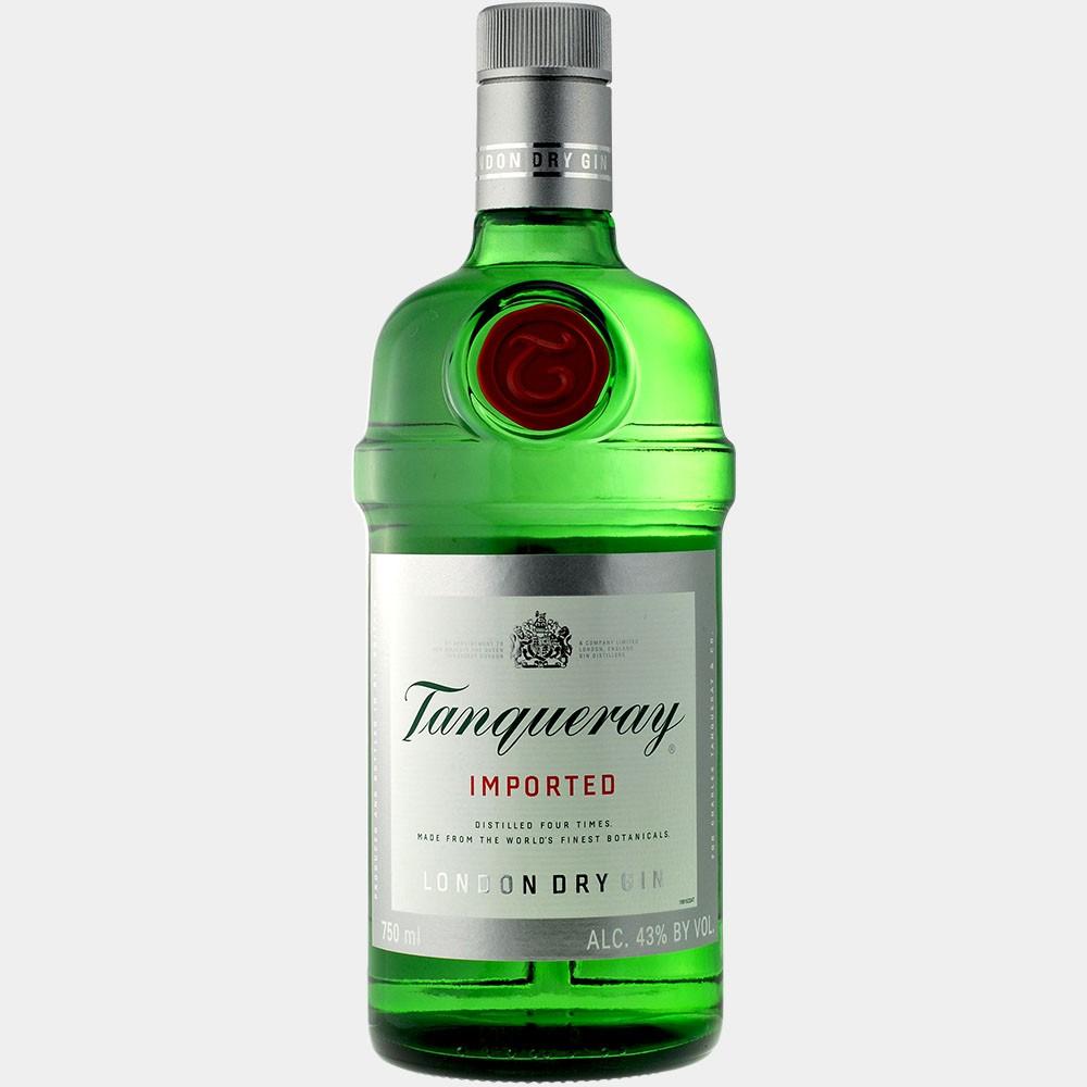 Tanqueray Gin 0.7L 43% Alk.