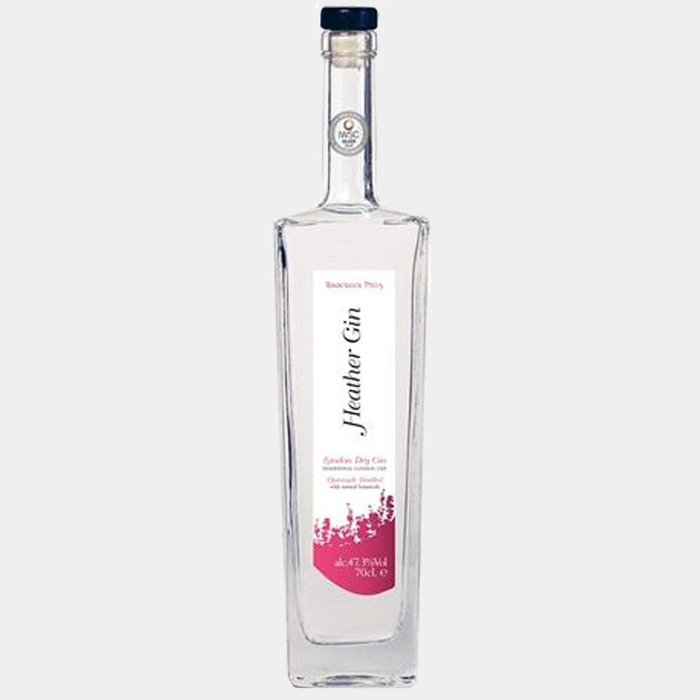 Heather London Cut Dry Gin 0.7L 47.3% Alk.