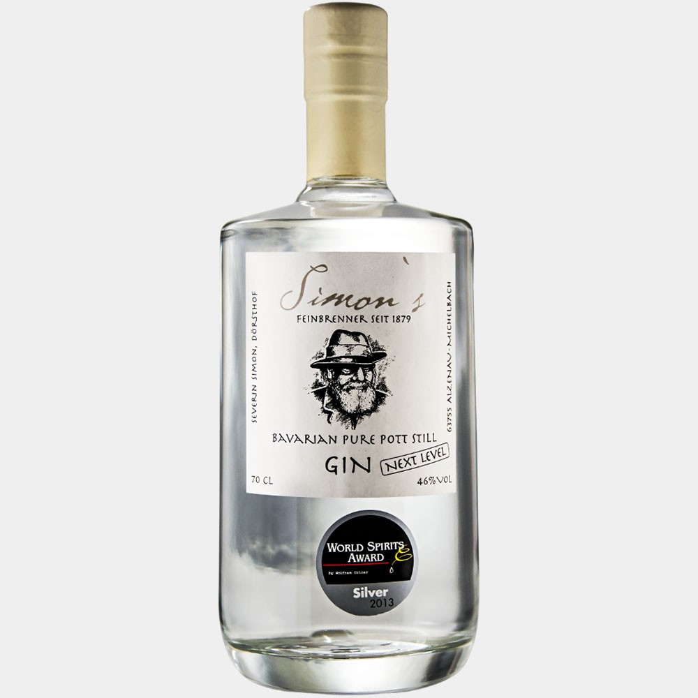 Next Level Gin 0.7L 46% Alk.
