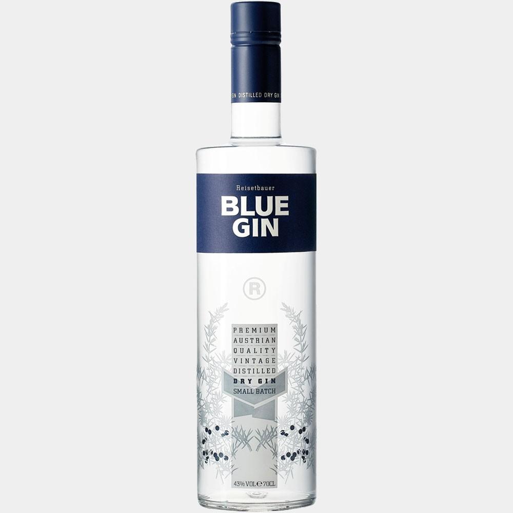 Reisetbauer's Blue Gin 0.7L 43% Alk.