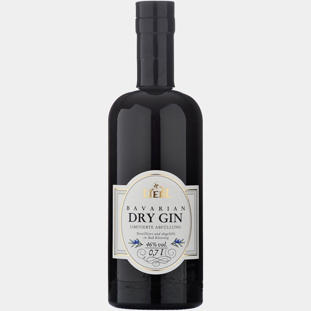 Liebl Bavarian Dry Gin 0.7L 46% Alk.