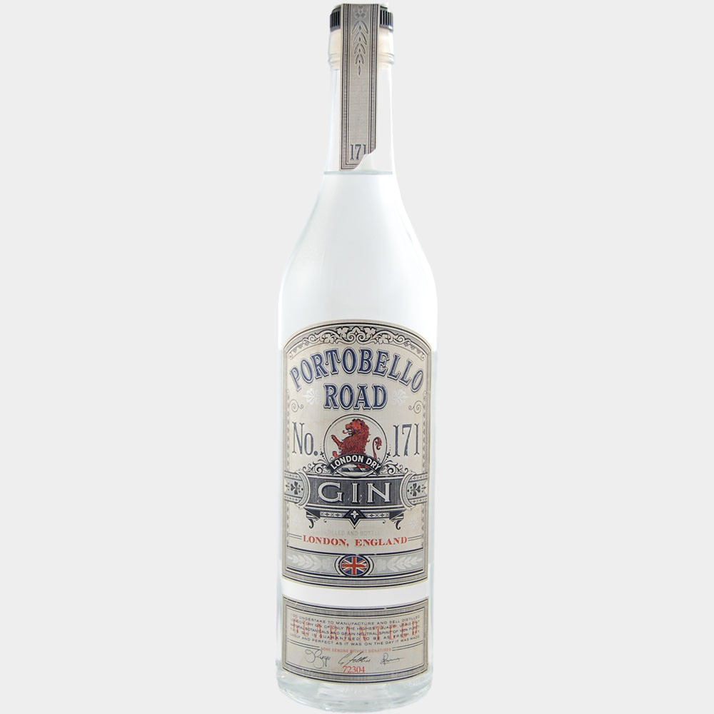 Portobello Road No. 171 London Dry Gin