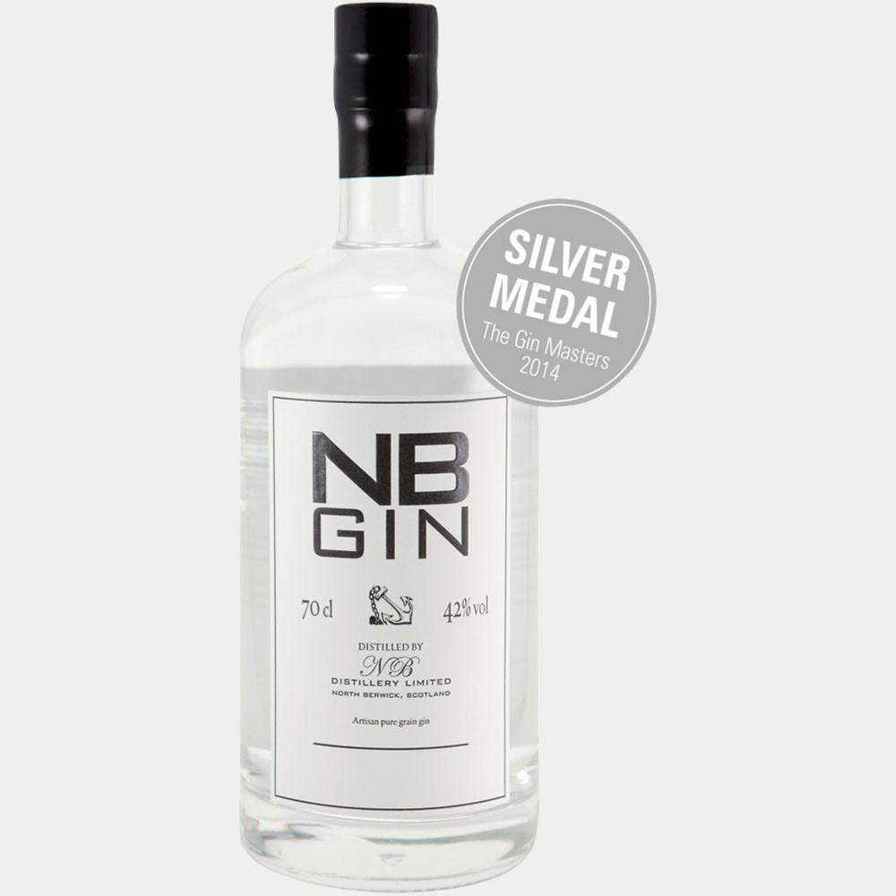 NB Gin 0.7L 47% Alk.