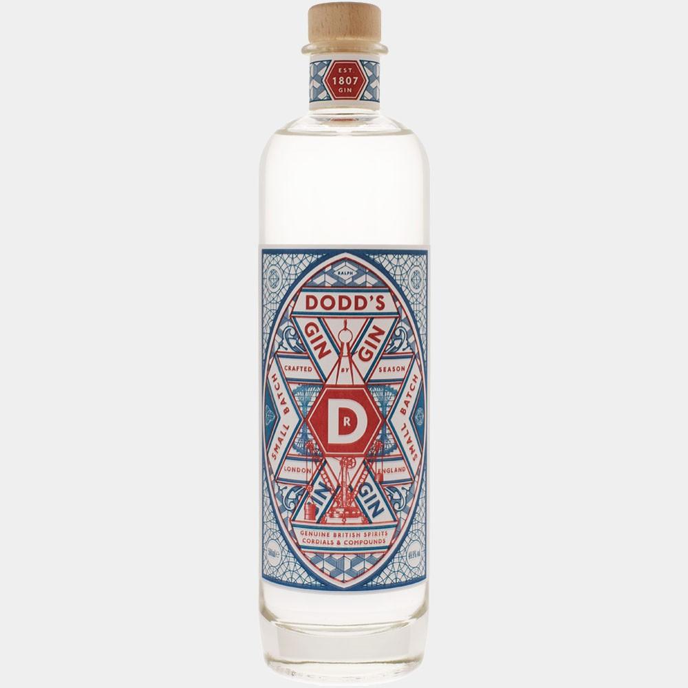 Dodd´s Gin 0.5L 49.9% Alk.
