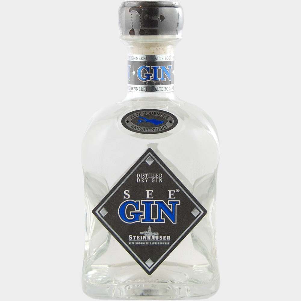 See Gin Bodensee Dry Gin
