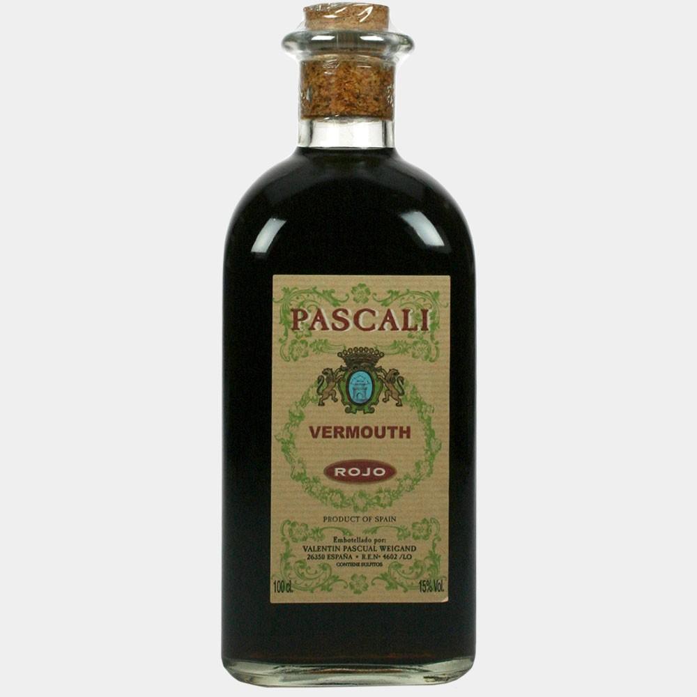 Pascali Vermouth Rojo 1L 15% Alk.
