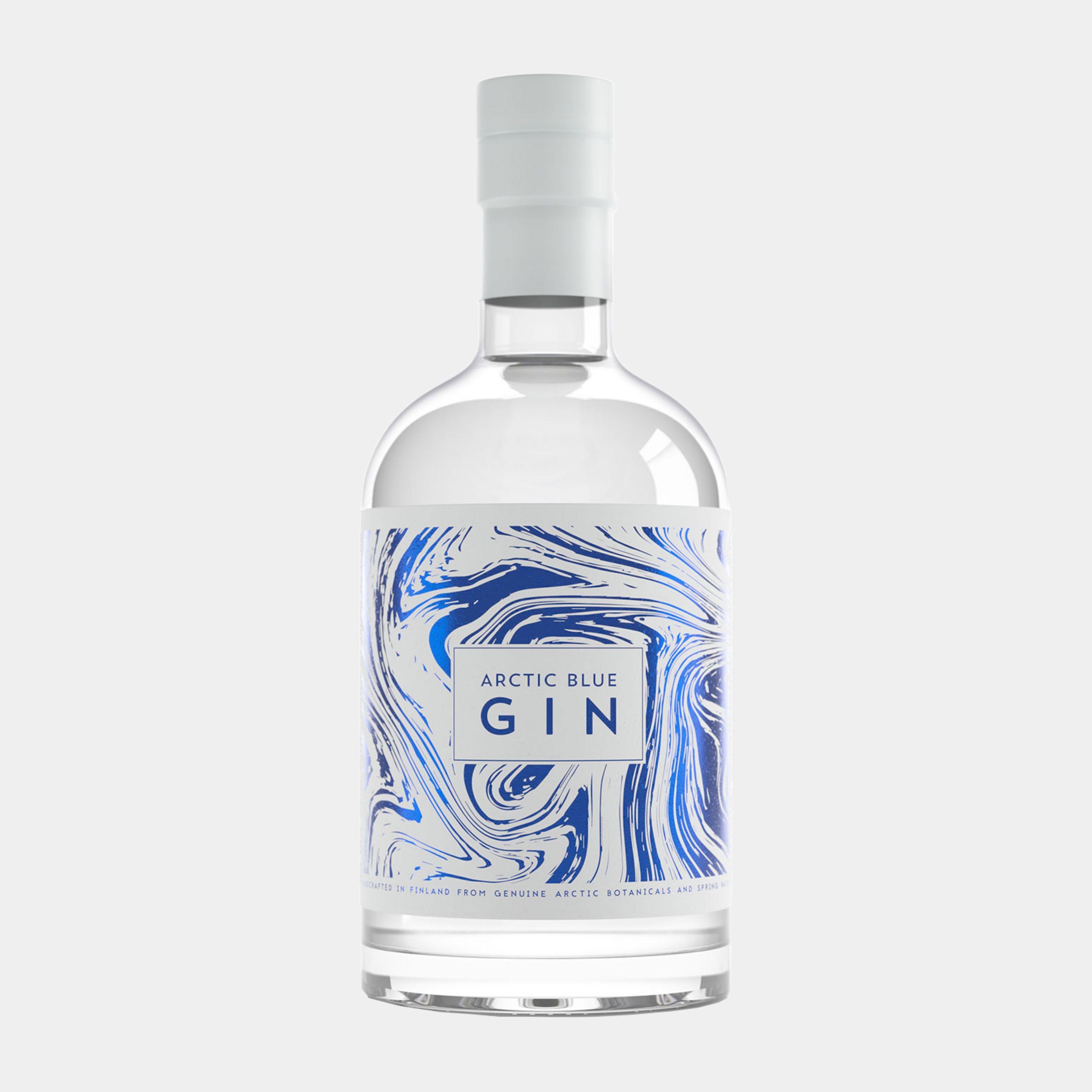 Arctic Blue Gin 0.5l 46.2% Alk.