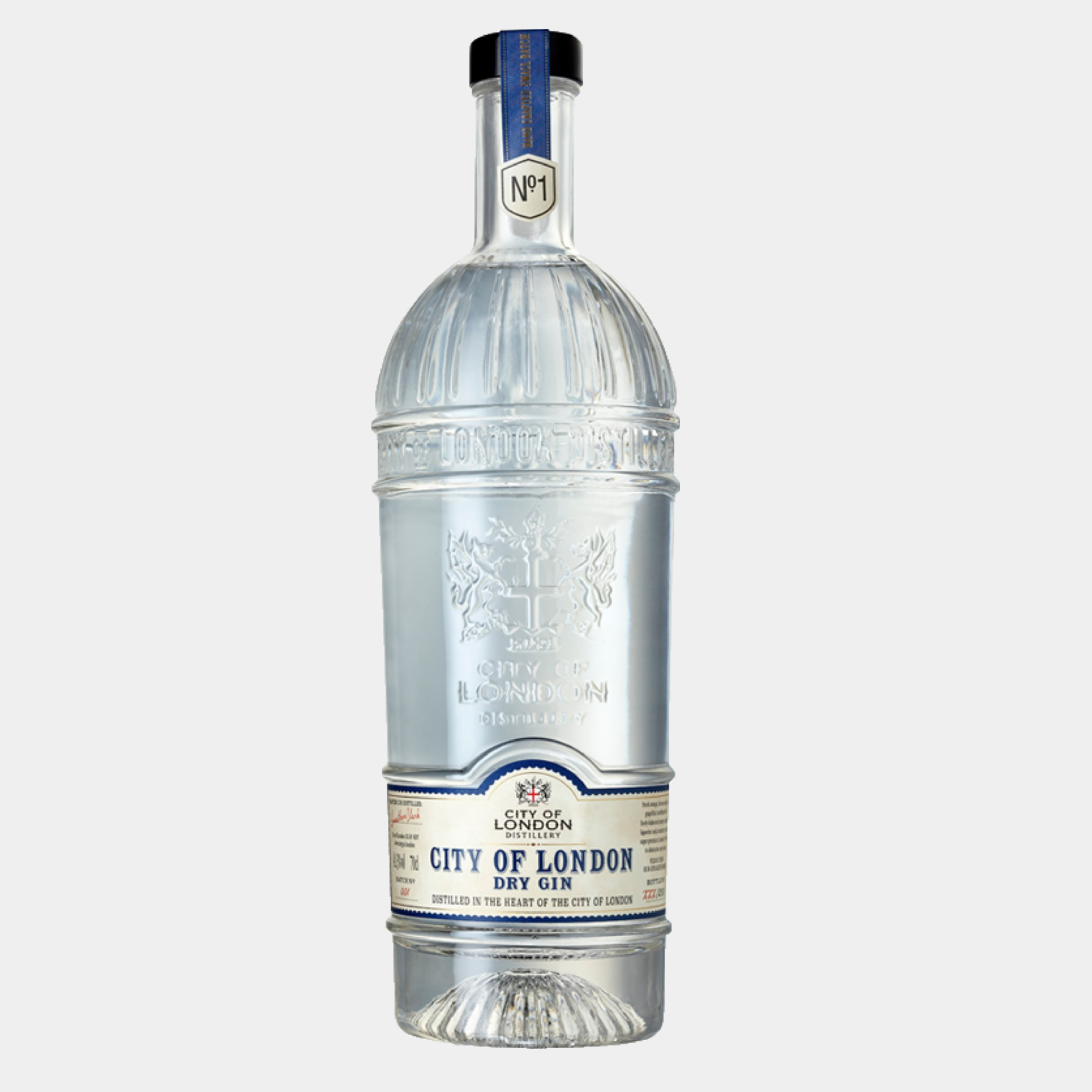 City of London Dry Gin 0.7L 40% Alk.