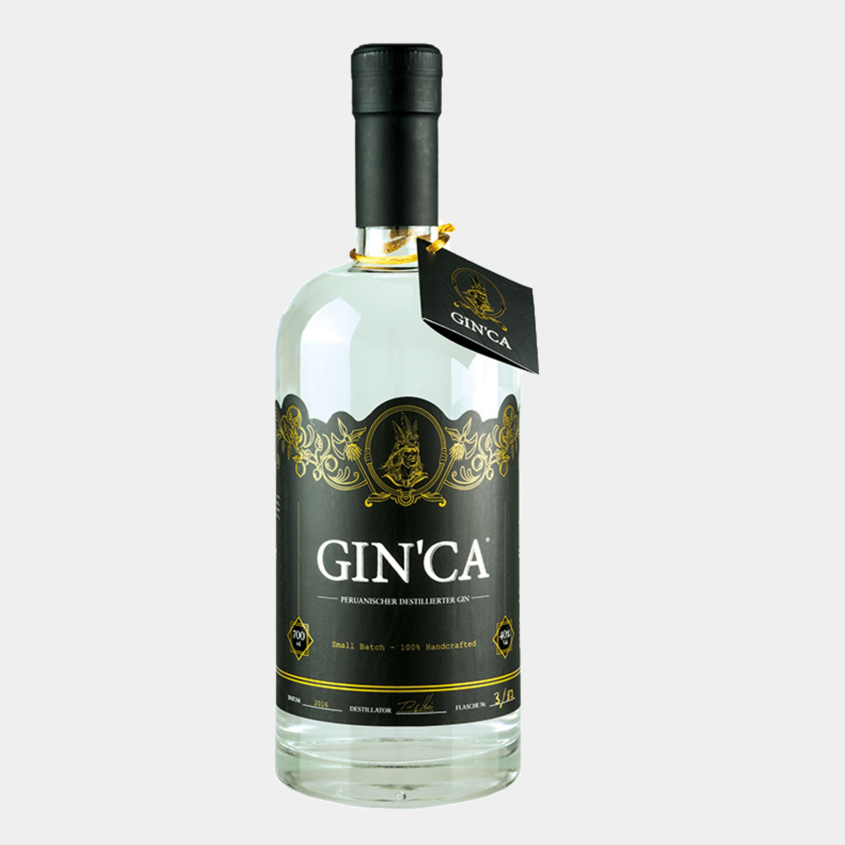GinCa Gin 0.7l 40% Alk.
