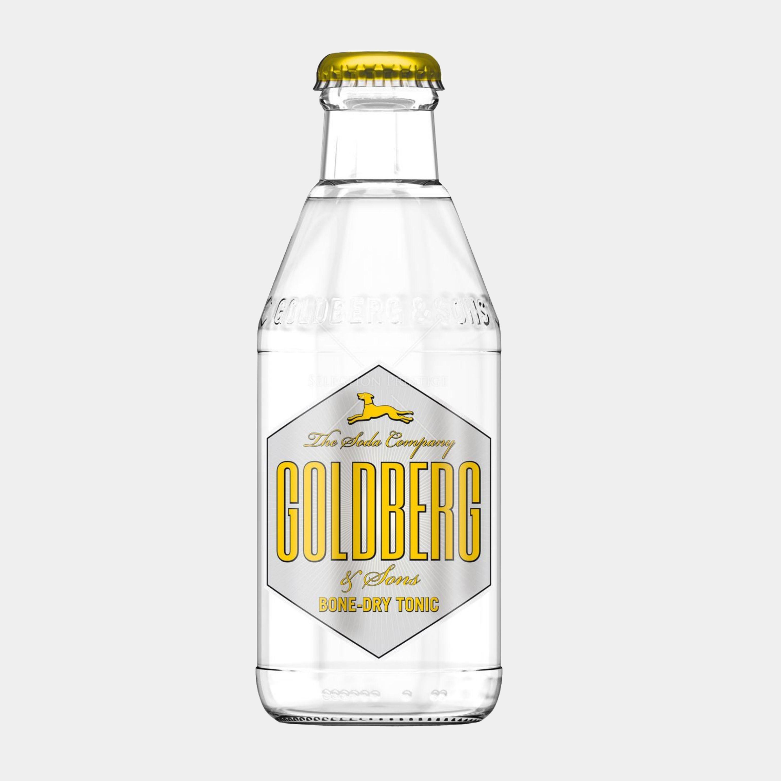 Goldberg Bone Dry Tonic 0.2L