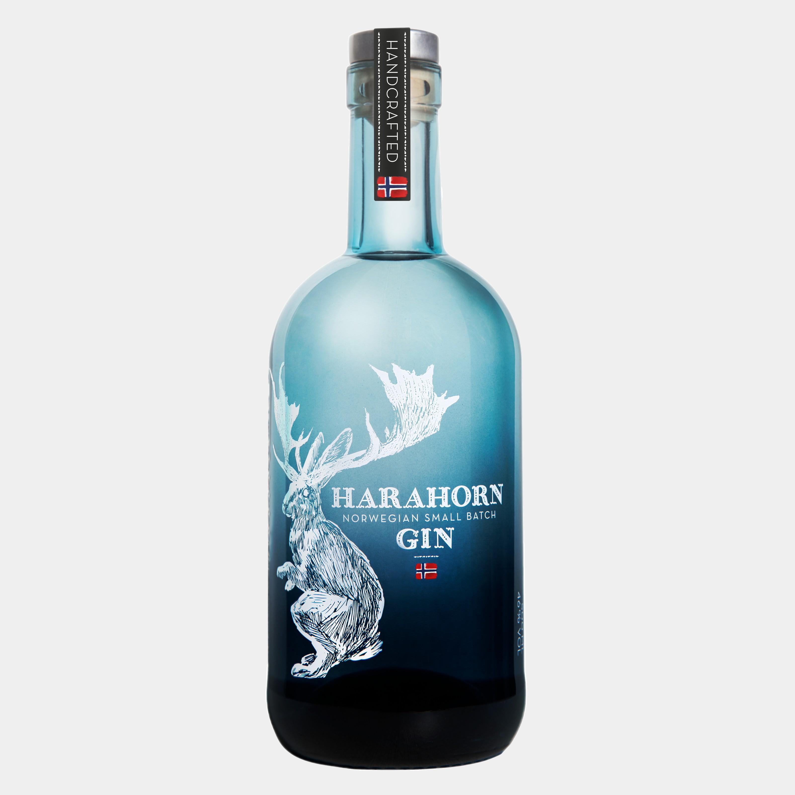 Harahorn Gin 0.5l 46% Alk.