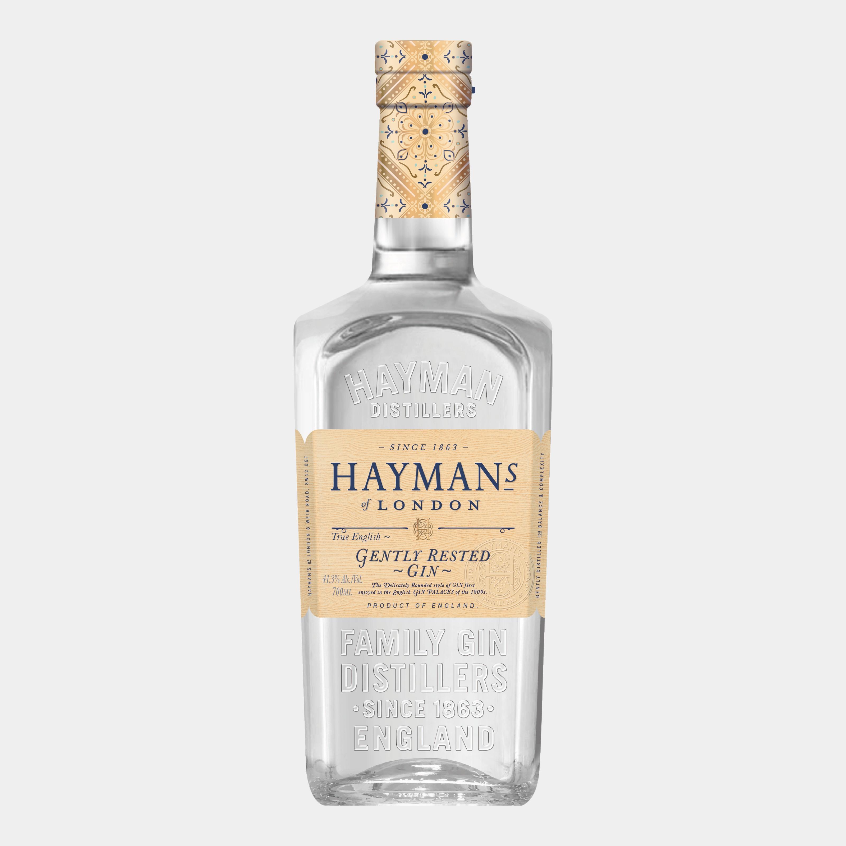 Hayman's Gently Rested Gin 0.7L 41,3% Alk.