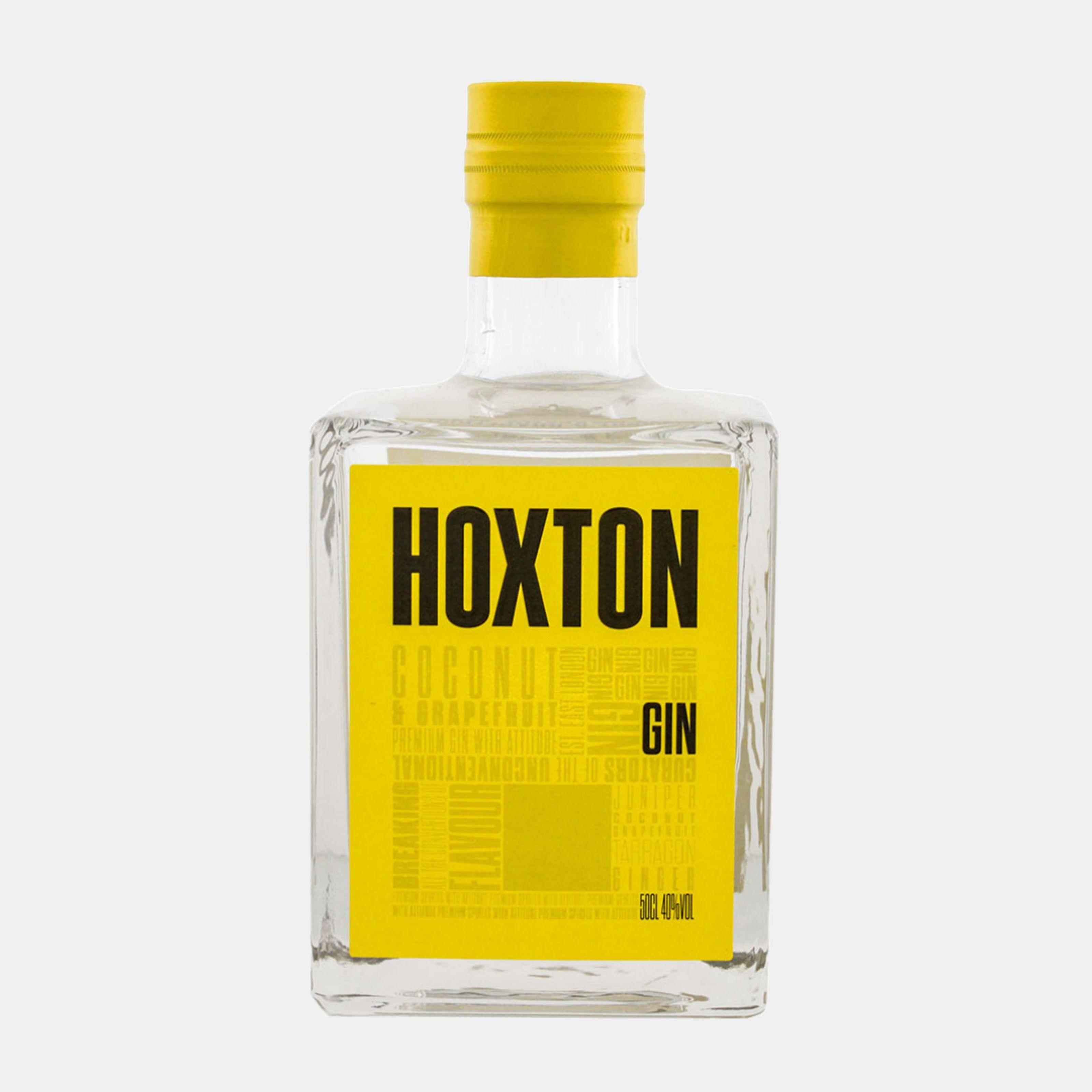 Hoxton Gin 0.5L 40% Alk.