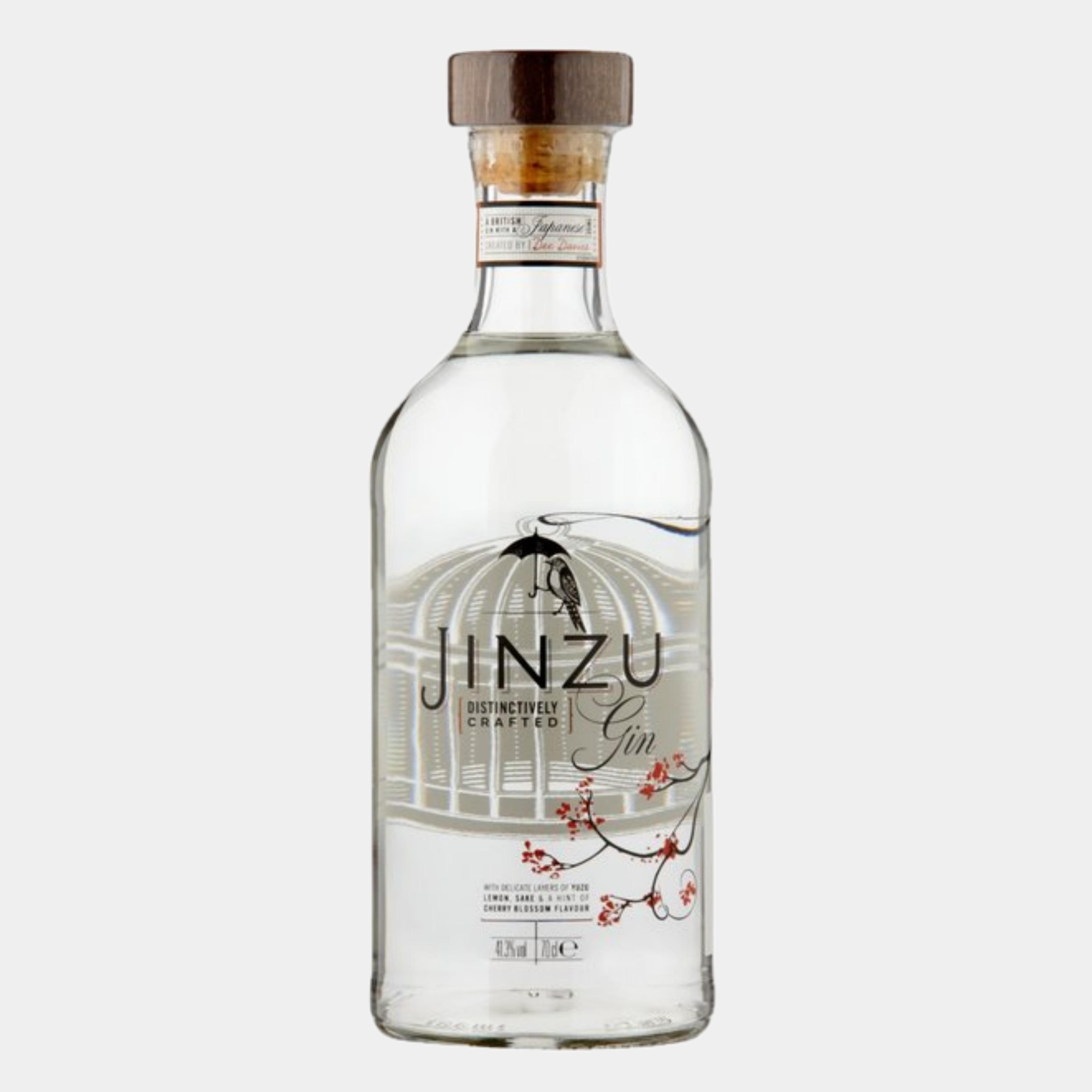 Jinzu 0,7 L 41,3% Alk. Ginobility