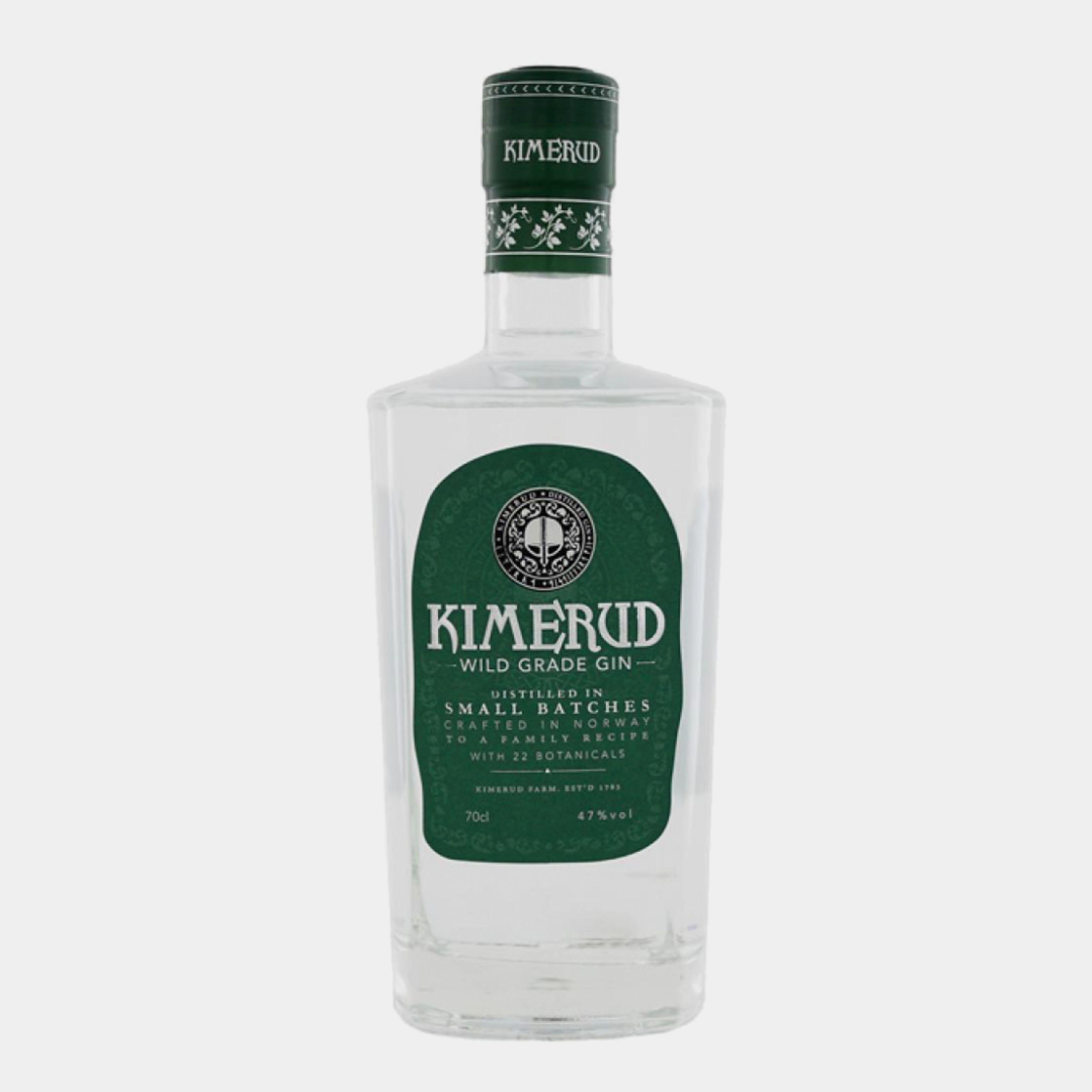 Kimerud Wild Grade Gin 0.7l 47% Alk.