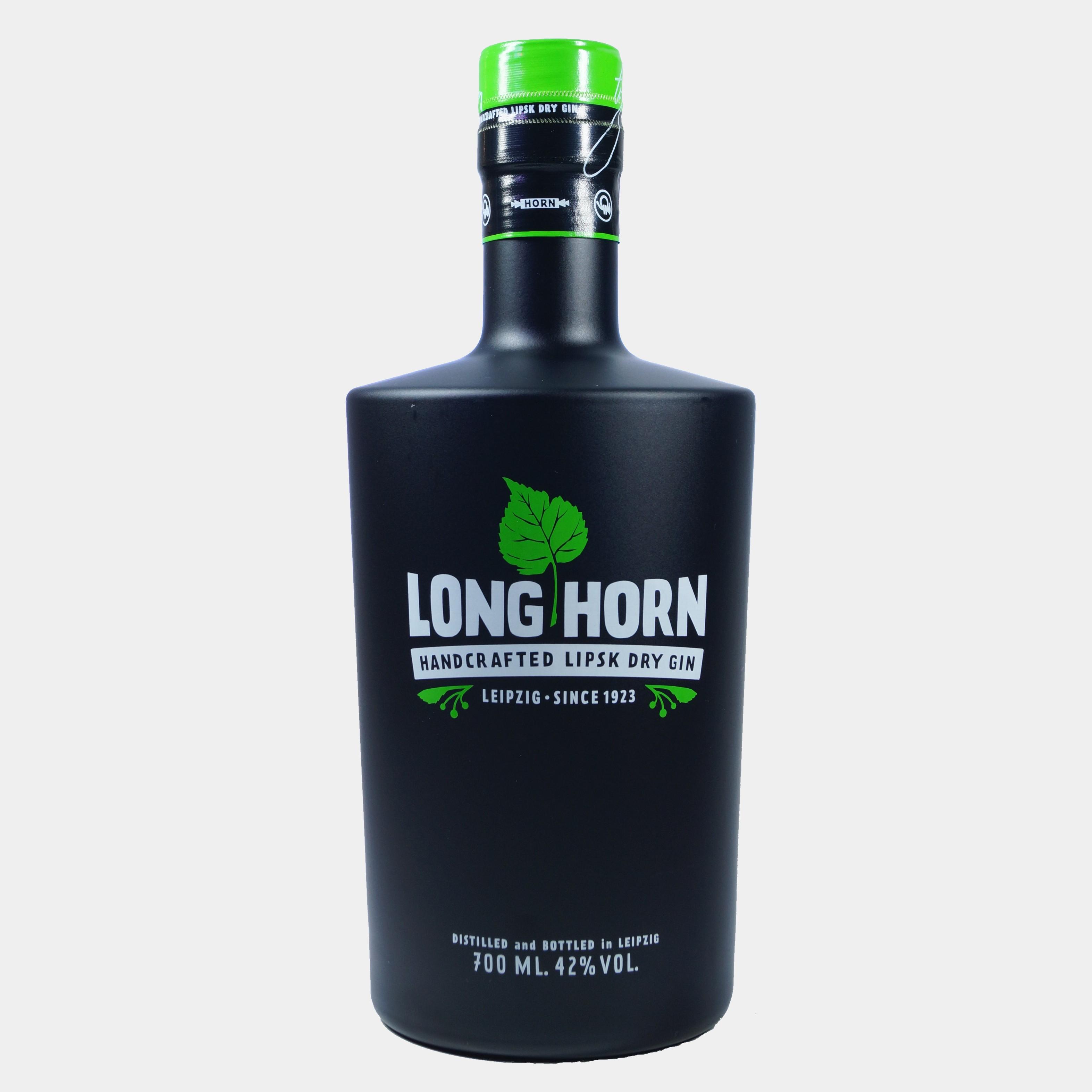 Long Horn Dry Gin 0.7L 42% Alk.
