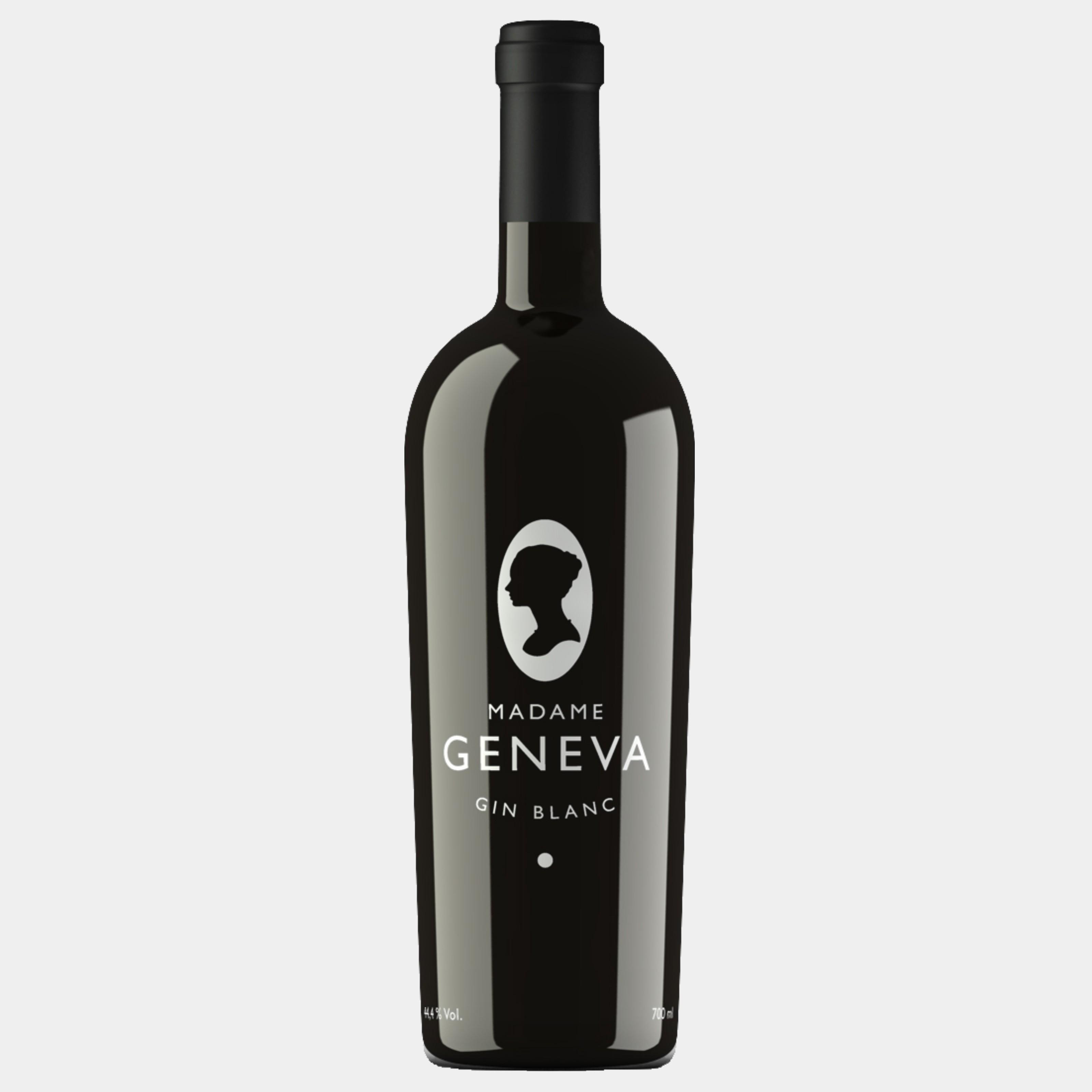 Madame Geneva Blanc 0.7 L 44,4 % Alk.