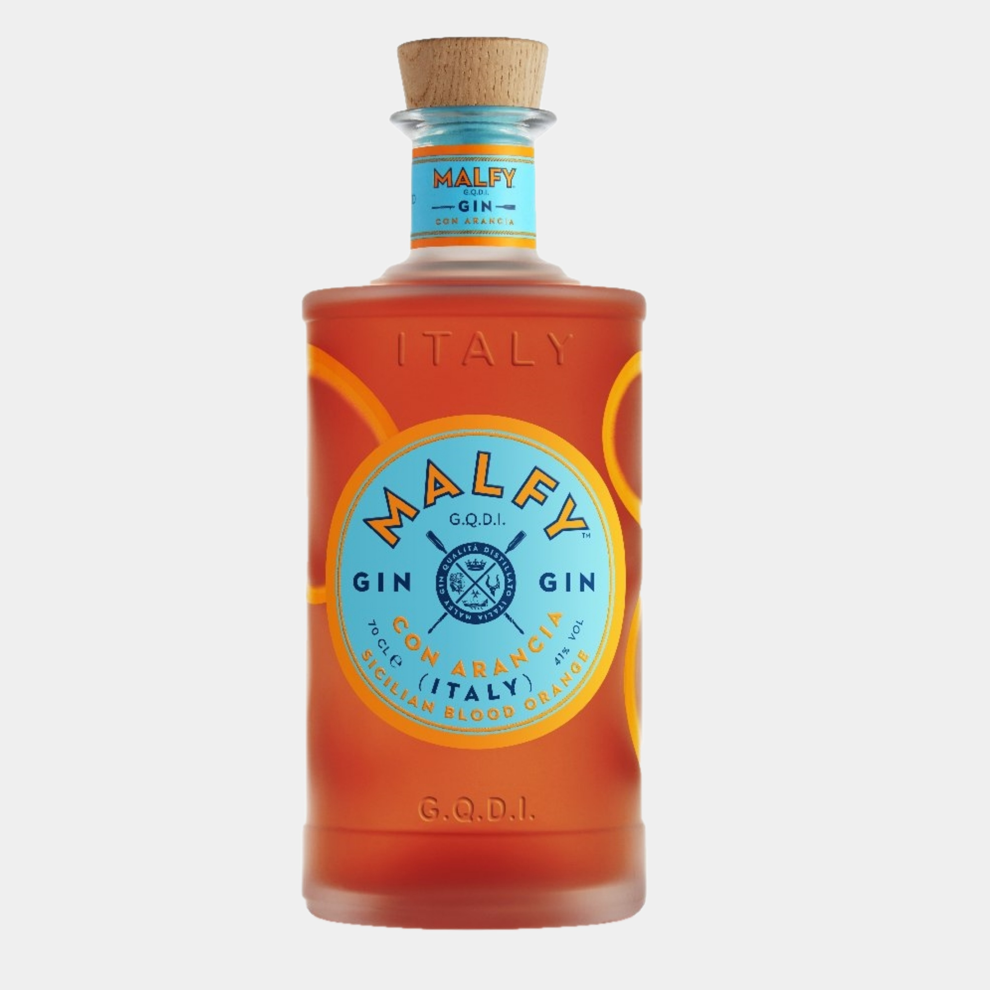 Malfy Gin con Arancia 0.7l 41% Alk.