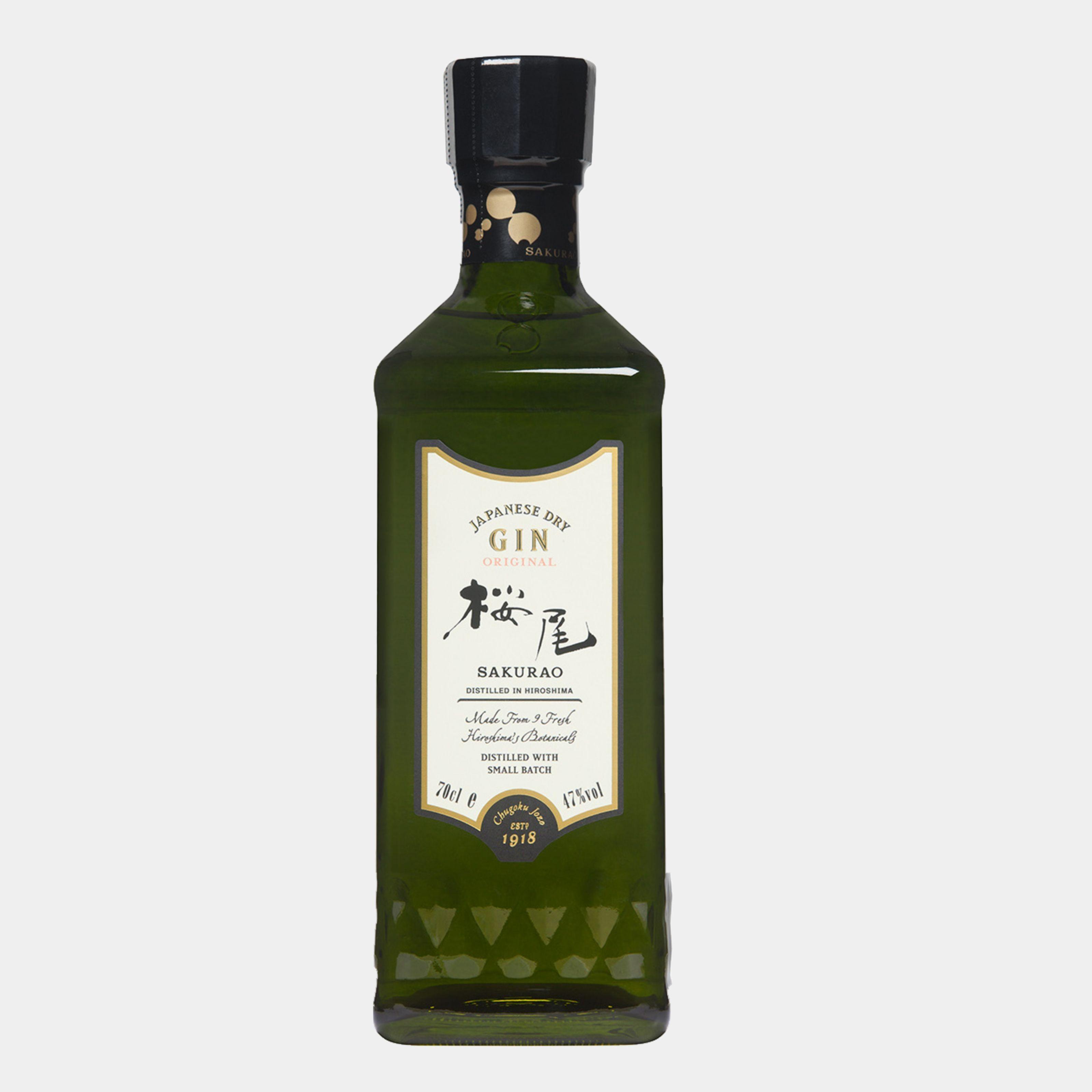 Sakurao Gin Original 0.7l 47% Alk.