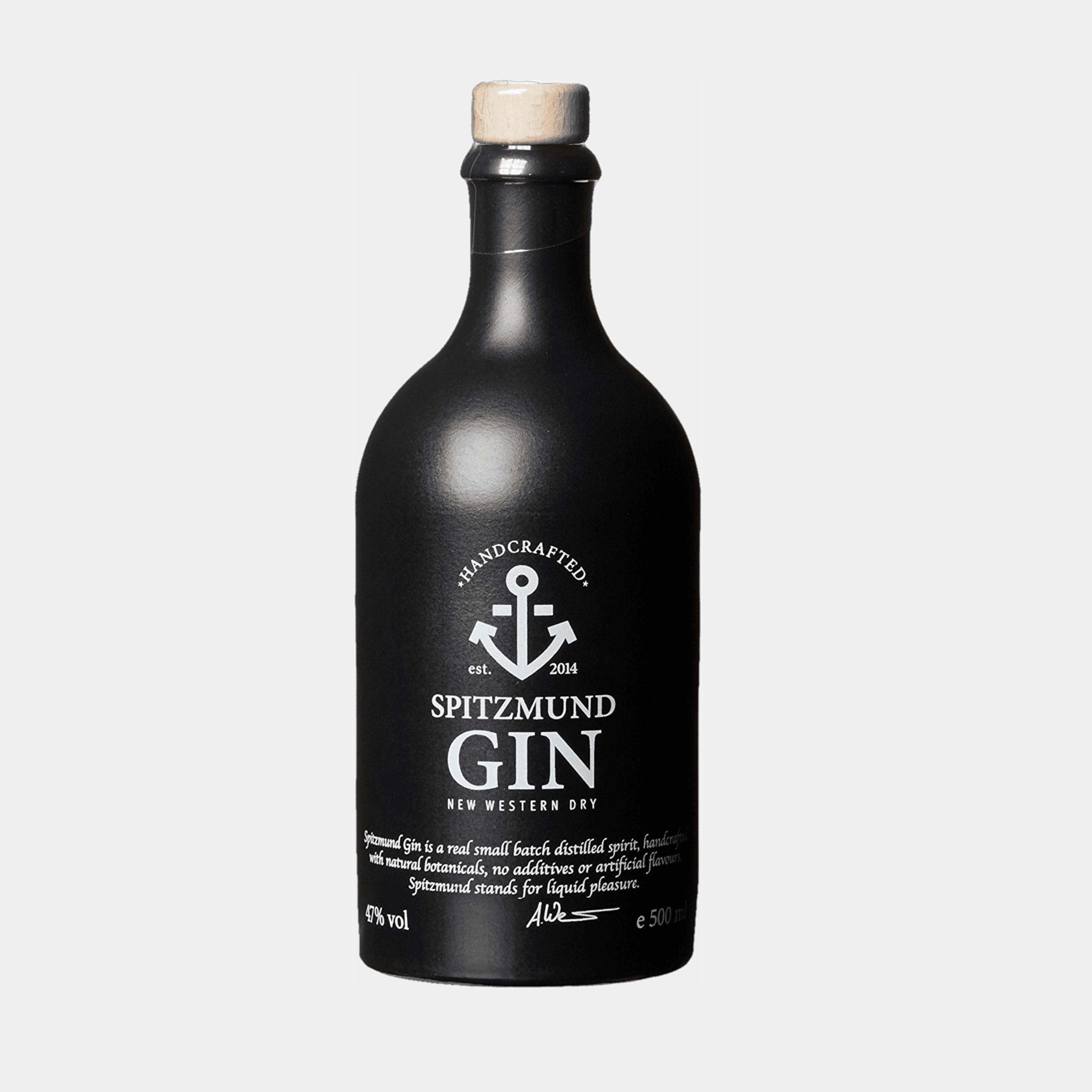 Spitzmund Gin 0.5L 47% Alk.