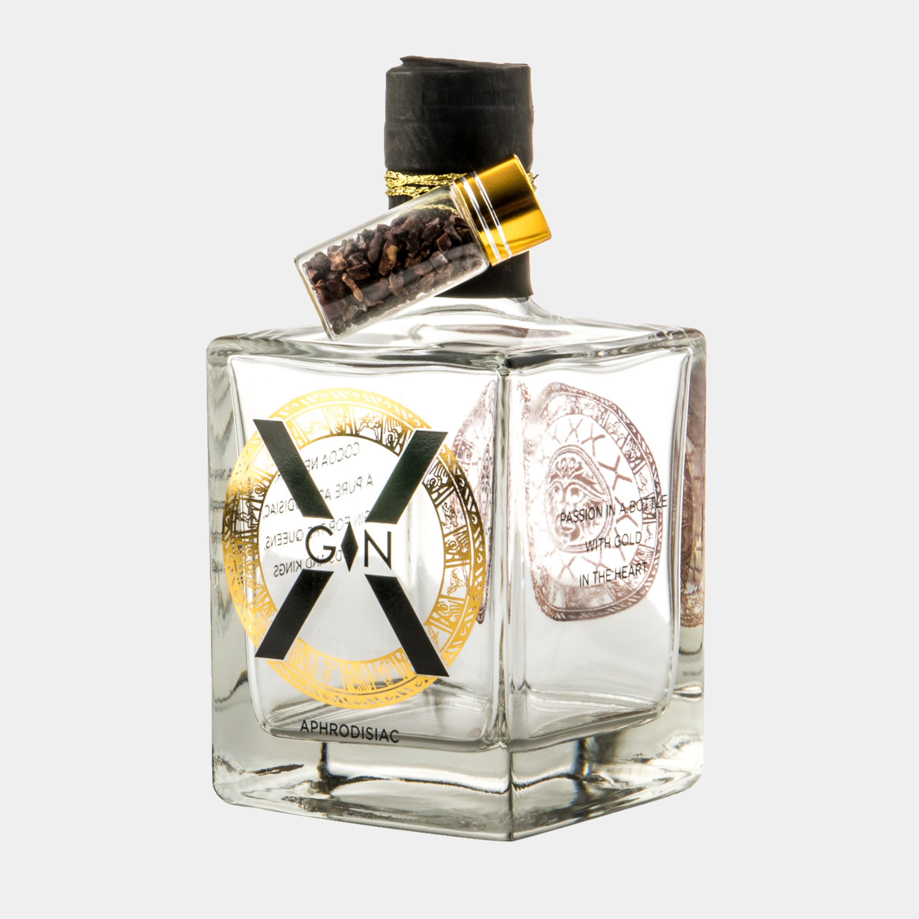 X-Gin - Pure Aphrodisiac 0.5L 44% Alk.