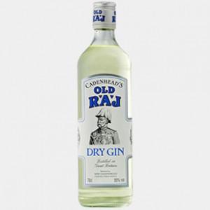 Cadenhead's Old Raj 0.7L 55% Alk.