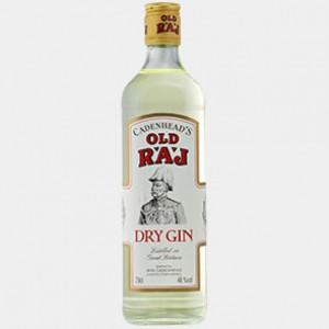 Cadenhead's Old Raj 0.7L 46% Alk.