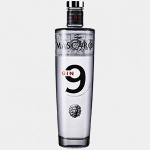 Mascaro Gin 9 0.7L 40% Alk.