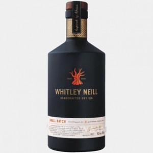 Whitley Neill Dry Gin 0.7L 42% Alk. im ginobility Gin-Shop