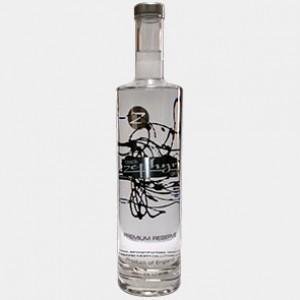 Zephyr Black Gin 0.75L 44% Alk.