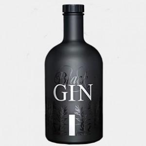 Gansloser Black Gin 0.7L 45% Alk.