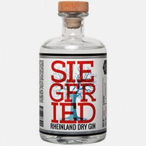Siegfried Rheinland Dry Gin 0.5L 41% Alk.