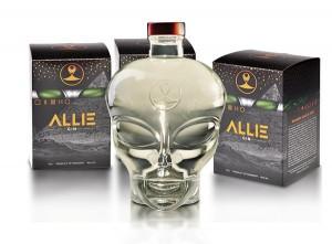 Allie Gin, 0,7L, 46 % Alk. - ginobility.de