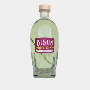Bison Dry Gin 0.5 L 45% Alk.