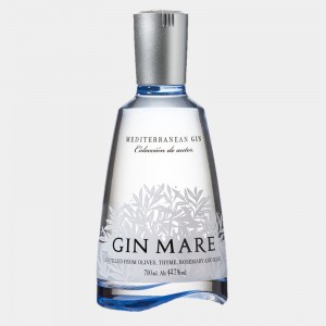 Gin Mare 0.7L 42.7% Alk.