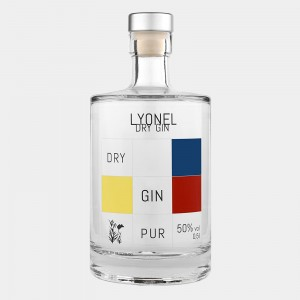 Lyonel Gin 0.5l 50% Alk