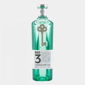 No. 3 London Dry Gin 0.7L 46% Alk.
