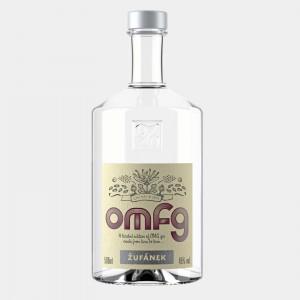 OMFG London Dry Gin 0.5L 45% Alk.