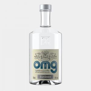 OMG LondonDry Gin 0.5L 45% Alk.