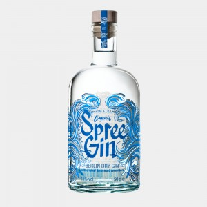 Spree Gin 0.5L 43% Alk.