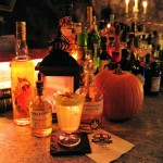 Stollen 1930 features White Pumpkin Cocktail – Halloween lässt grüßen!