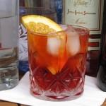 Klassiker gefällig? Negroni Cocktail - lecker!