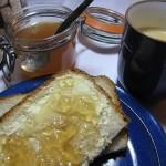 Gin zum Frühstück: Ganz besonderes Quittengelee