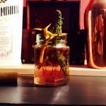 Lee Daniel Hobbs mixt Spring Cocktails im Herbst