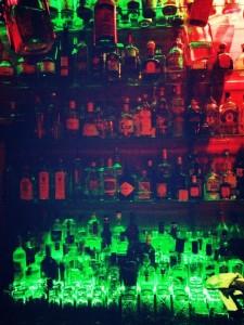 Umfangreiche Gin-Auswahl im OTon
