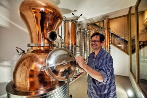 City of London Distillery - Jamie Baxter