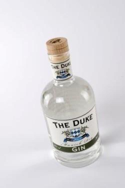 The Duke Munich Dry Gin - klassisch in der Form, unverwechselbar im Geschmack.