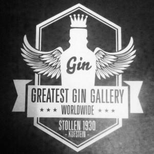 Logo Gin Gallery Stollen 1930