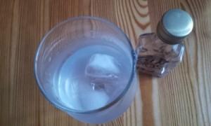 Iris Dry Gin Eis