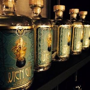 Wien Gin Produktfoto